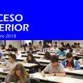 Prueba de acceso Grado Superior Valencia