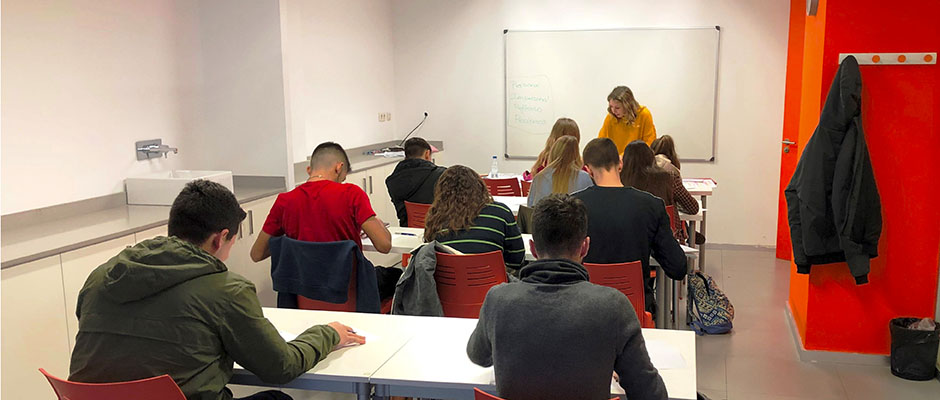 Examenes Grado Superior Valencia