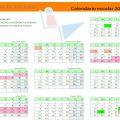 Calendario Escolar Valencia 2021-2022