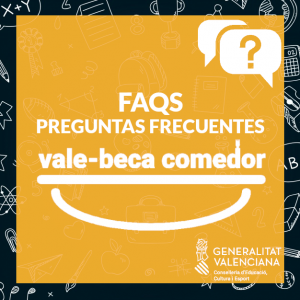 VALES BECAS-COMEDOR