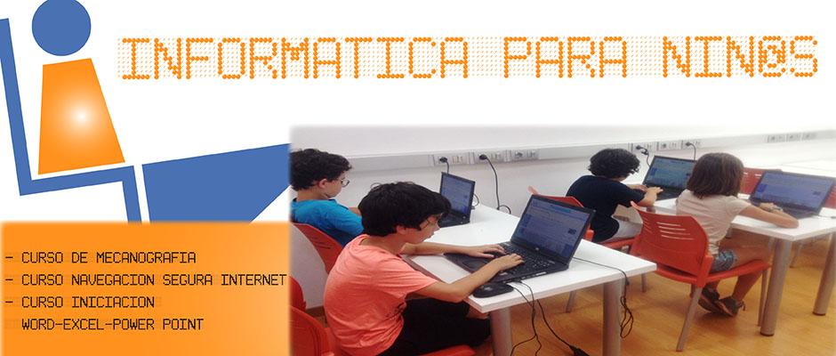 Cursos Informatica Niños